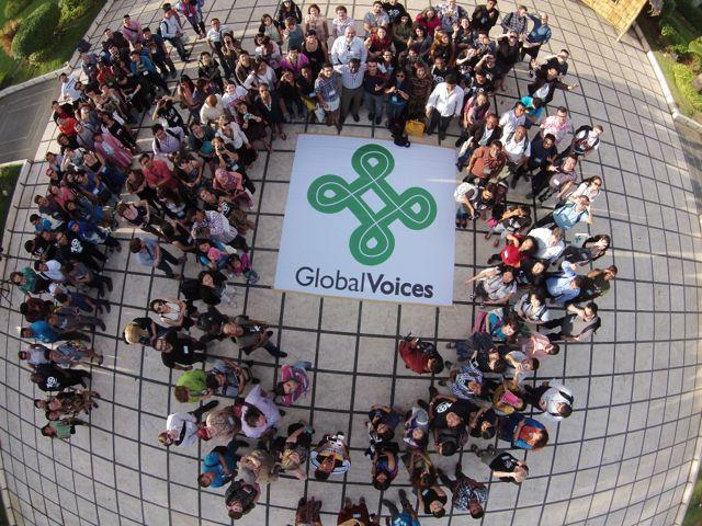 Global Voices: Mendengarkan Suara-suara yang Terlupakan